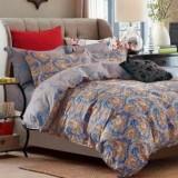 Постельное белье С 250 из сатина Домашний текстиль