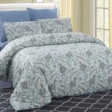 Постельное белье С 257 из сатина Домашний текстиль