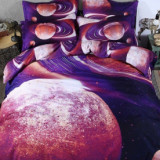 Постельное белье Марс Домашний текстиль сатин 3д