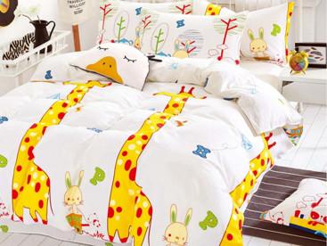Купить детское постельное белье АК 94 Розовые сны сатин в СПб